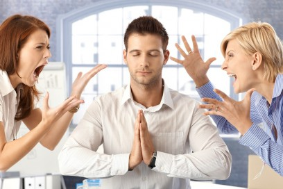 Come eliminare lo stress con lo Yoga
