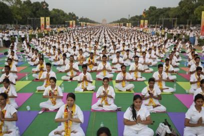Giornata Internazionale dello Yoga  21 Giugno