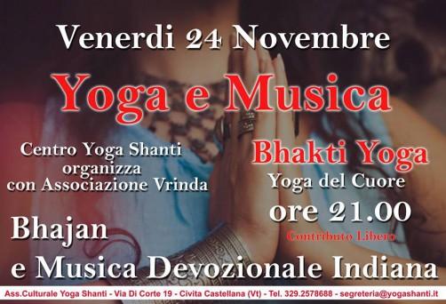 Yoga e Musica: Bhakti Yoga