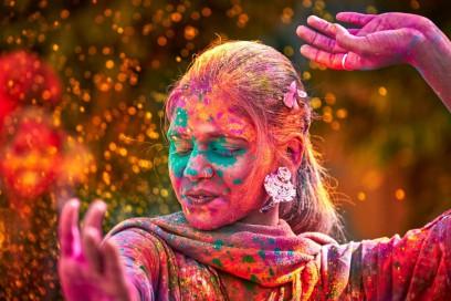 Festival Holi – India 1-2 Marzo 2018