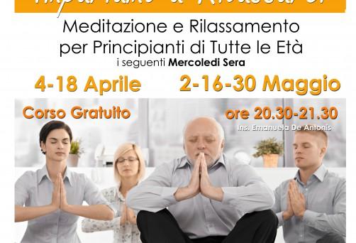 Rilassamento e Meditazione