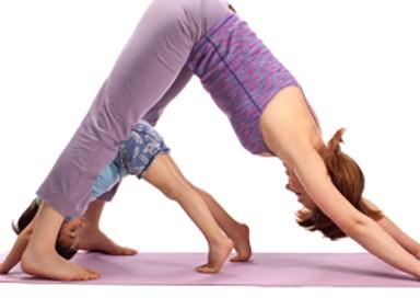 Yoga con la Mamma – da 3 anni – Parte 1