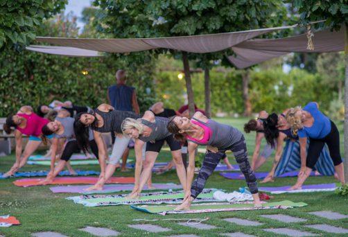 Yoga Party – Domenica 26 Maggio 2019