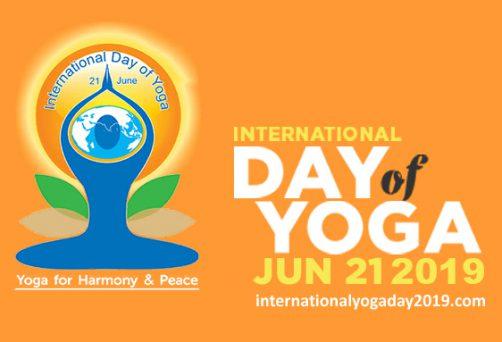 International YogaDay2019